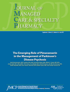 The Journal of Managed Care & Specialty Pharmacy recently published a manuscript written by a panel of experts from neurology, psychiatry, geriatrics, and geropsychiatry as well as thought leaders from several health plans and Magellan Rx Management to discuss management of PDP.