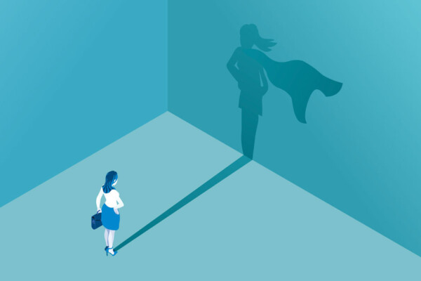 I am a woman in technology, what is your super power?