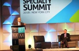 Dr. Mikhael at MRX Specialty Summit