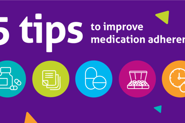 Medication Adherence social graphic_5 tips_0121_v1-01