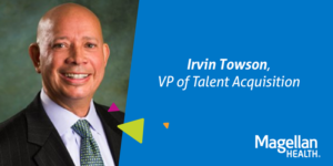 Profile headshot photo of the Irvin Towson who is the purpose of this article